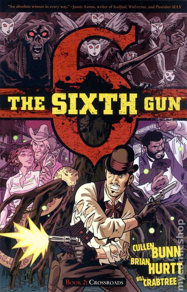 The Sixth Gun 2Cover