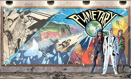 Planetary Vol. 1: All Over the World and Other Stories