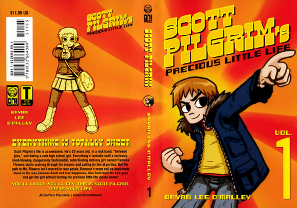 Scot Pilgrim Precious Little Life