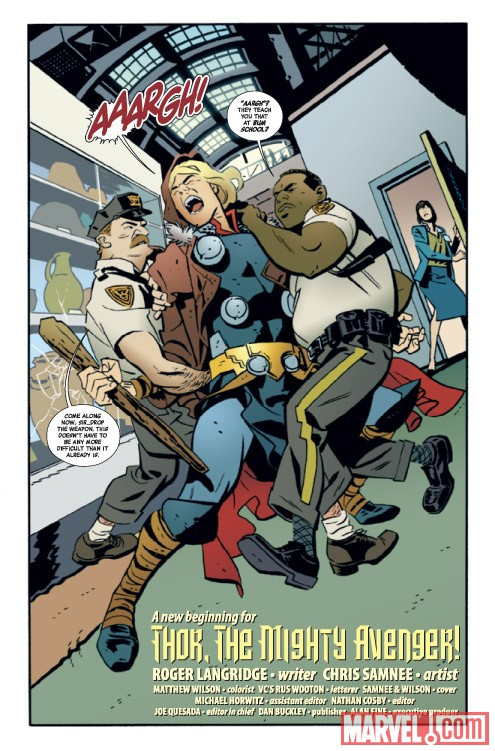 Thor-Intro