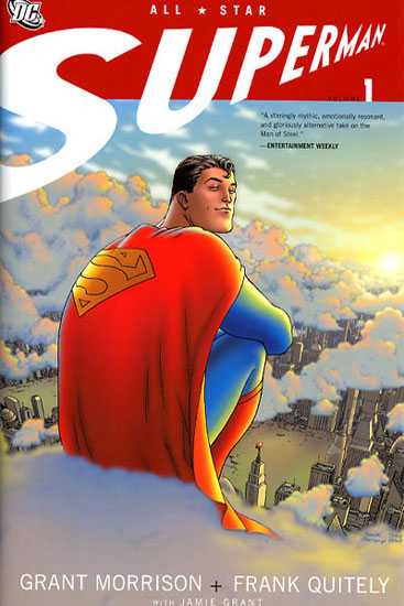 All-Star Superman Cover