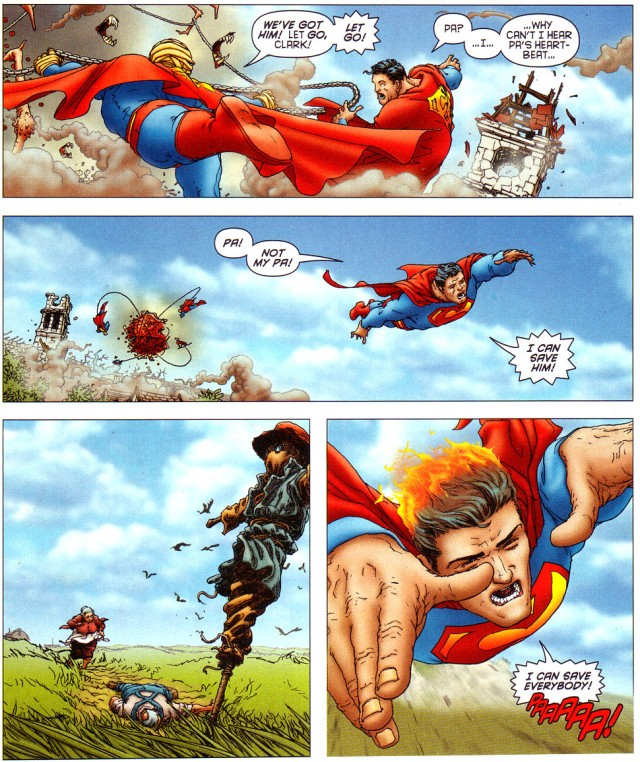 All-Star Superman Pa Kent