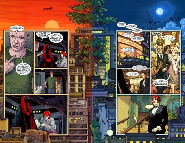 Batwoman Night & Day
