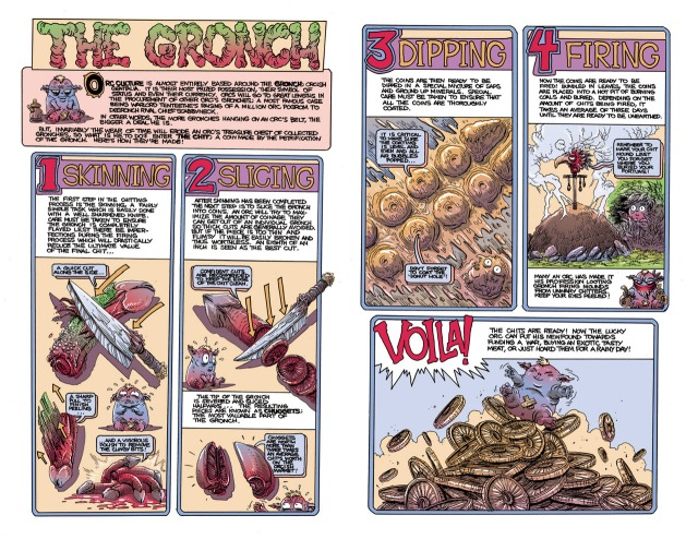Orc Stain Gronch Diagrams