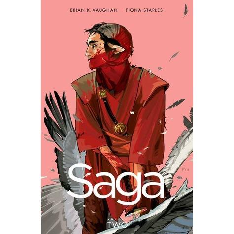 Saga Vol 2 Cover