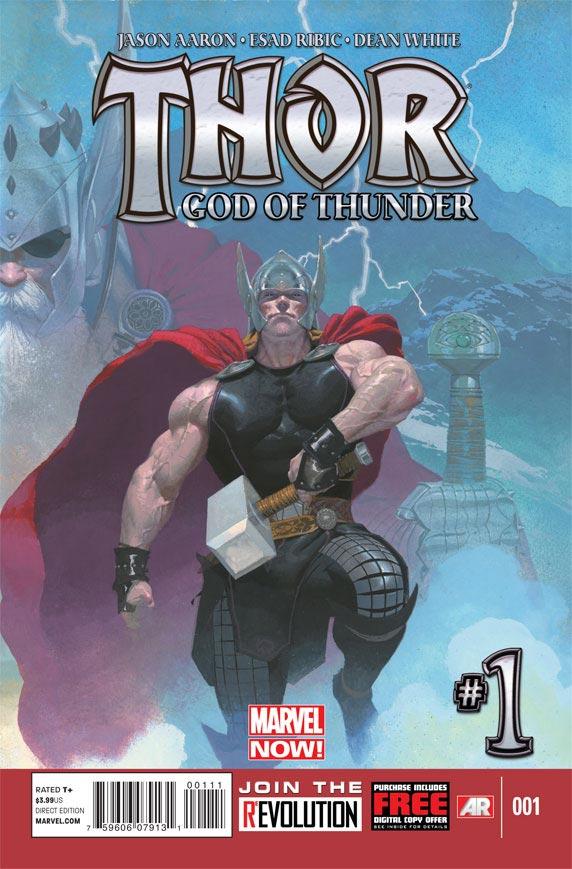 Thor God Butcher